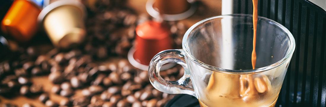 מכונת קפה קפסולות