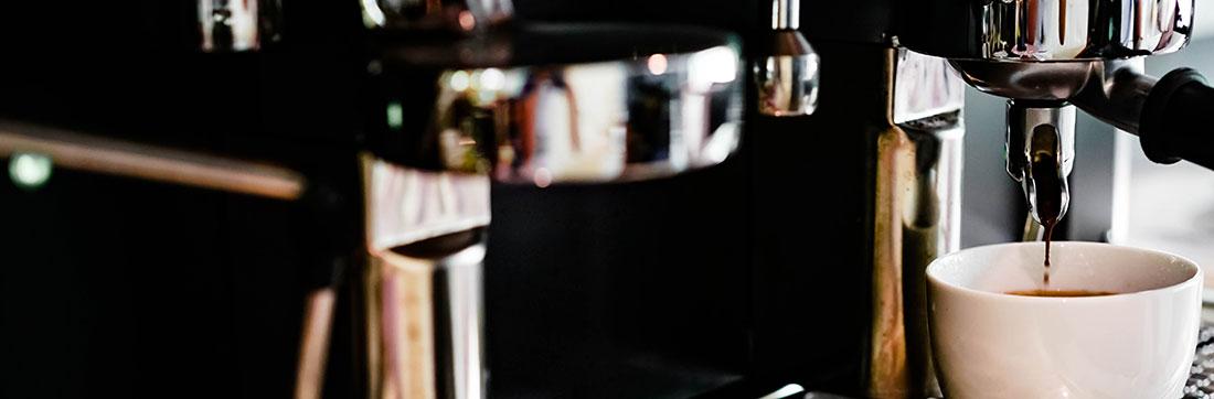 מכונת קפה לבית קפה